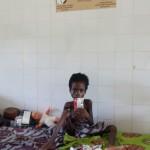 Merci S.O.S. BOîTES DE LETTRE pour le PLUMPY NUT - Centre de Davougon au BENIN - Octobre 2010