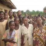 Centre de Davougon au BENIN - Septembre 2010