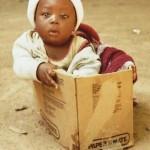 Augustine notre petite orpheline - Centre de Touboro au CAMEROUN