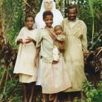 Bébé Carine orpheline et toute une famille atteint de tuberculose - Centre de Ndelele au CAMEROUN