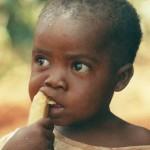 Centre de Ndelele au CAMEROUN - Janvier 1992