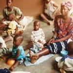 Centre de Ouagadougou au BURKINA FASO - Janvier 2003