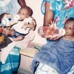 Centre de Pissila au BURKINA FASO - Mars 2004