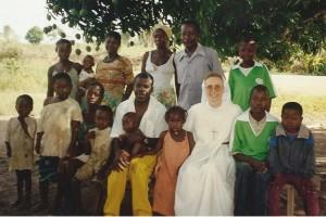 Centre de Tigaza au CAMEROUN - Avril 2004