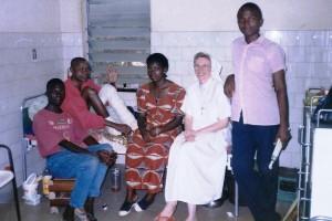 Centre de Tigaza au CAMEROUN - Mai 1999