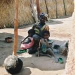 Centre de Touboro au CAMEROUN - Mars 2005