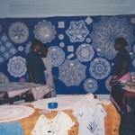 Les travaux de l'école ménagère au centre Monori aux COMORES