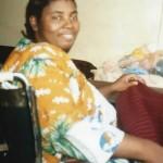 Rufine, enseignante accidentée - Centre de Sa'a