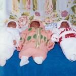 Triplés nés le 26 juillet d'une mère de 16 ans - Centre de Sa'a