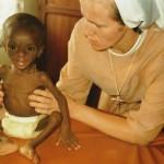 Verlen 1 ans - Centre de Ndelele au CAMEROUN