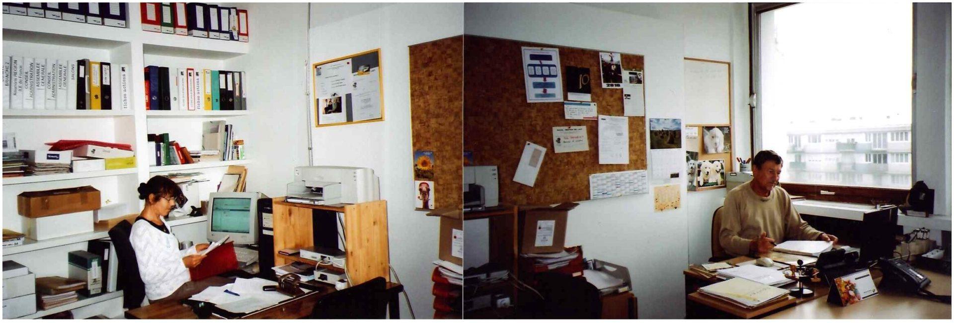 Notre bureau Montreuil