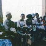 Centre de Saint Joseph - Les Gonaïves Haiti Juin 2001