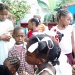 Ecole de Sophie - Haiti Décembre 2010