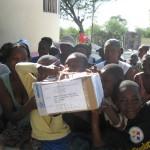 Encore merci pour vos colis - Haiti Aout 2011
