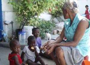 Horizon de l'Espoir - Haiti Février 2010