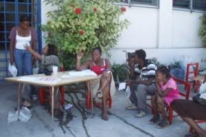 Inscription pour la consultation - Horizon de l'Espoir Haiti Fevrier 2011