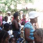 Journée de consultation - Horizon de l'Espoir Haiti Février 2010