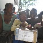 Merci pour vos colis - Haiti Ma 2010