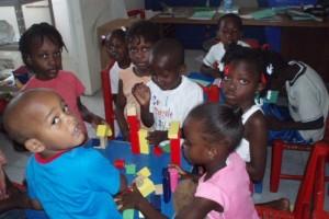 Une partie des Moyens - Ecole de Sophie Mars 2010