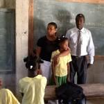 La petite école de Sophie, Kathelen et le directeur Marcelus