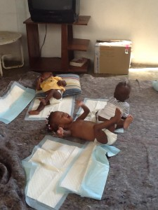 Les bébés à Sophie