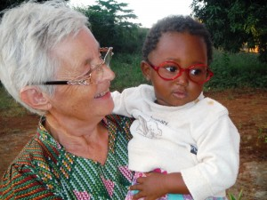 Joséphine et Sœur Nicole - Ngaoundéré Nov 2015 - CAMEROUN