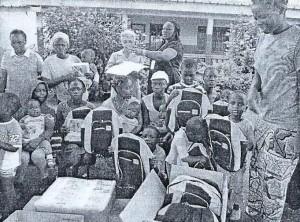 La rentrée des classes Ngaoundéré Nov 2015 - CAMEROUN