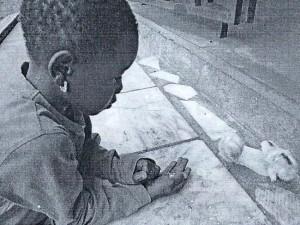 Sonia, abandonnée dans la rue à sa naissance - Ngaoundéré CAMEROUN