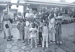 Vos petits amis du foyer Saints Anges Gardien Ngaoundéré CAMEROUN